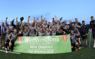 Mid District Cup Winners 2018